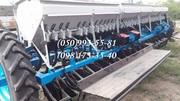Продам сеялку зерновую дисковую СЗ-5, 4 редукторную,  б.у