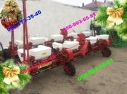 Новогодние акции! на сеялки СУПН-8м (СУ-8 гибрид) для пропашных культу