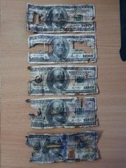 Гонконгские доллары. Дирхамы ОАЭ. Сингапурские доллары