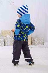 Демисезонная мембранная одежда для детей.