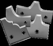 Профильные ножи для деревообработки