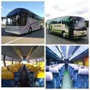 Пассажирские перевозки,  автобусы на заказ