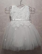 Платье для девочки на Новый год от 3 до 5 лет